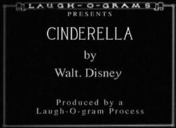 Cinderella (cortometraje de 1922)