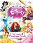 Disney Princess DK Enchanted Character Guide 2014 Edition