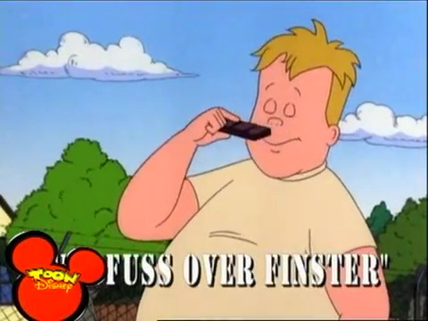 The Fuss Over Finster