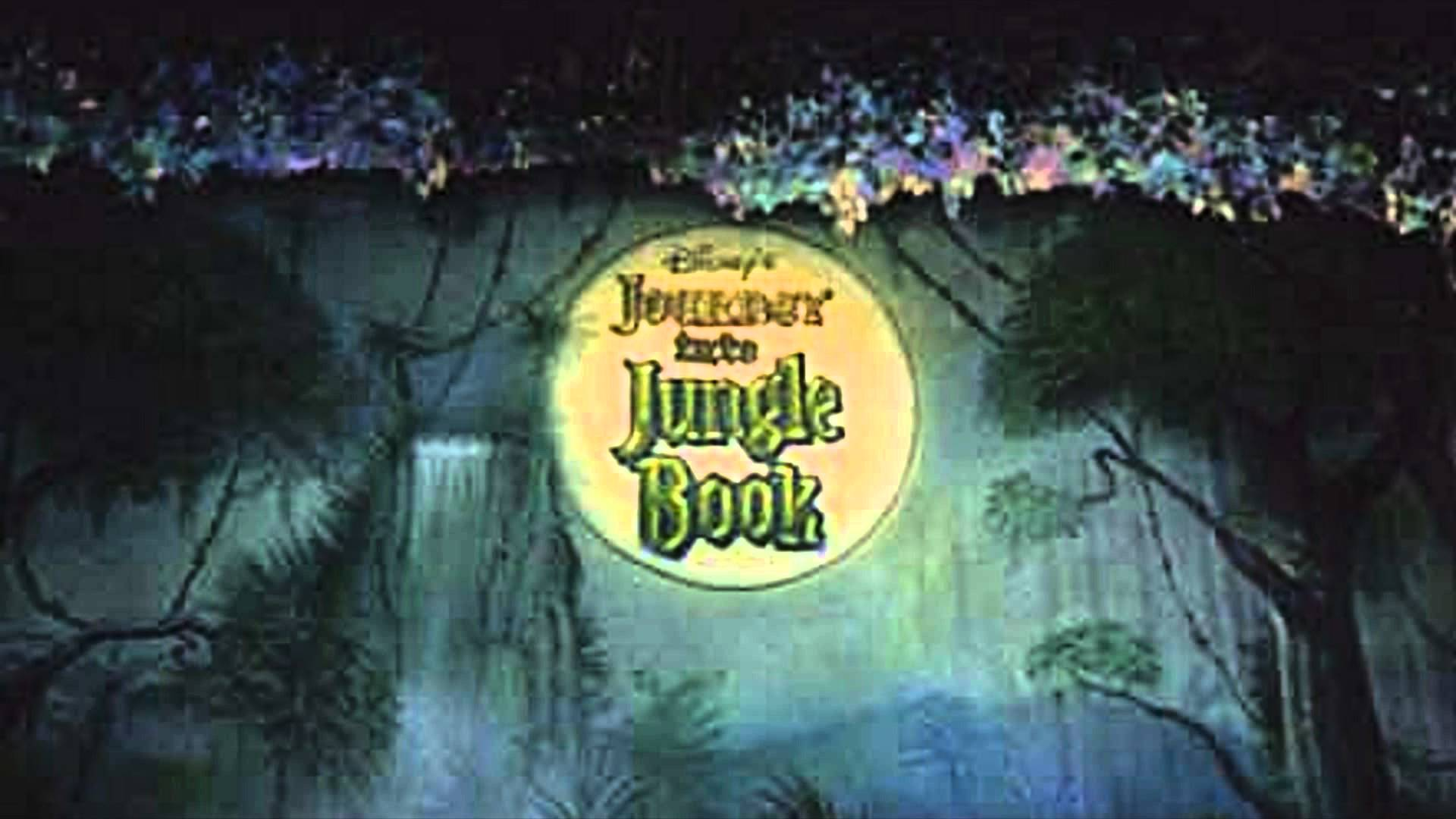 Journey into the Jungle Book