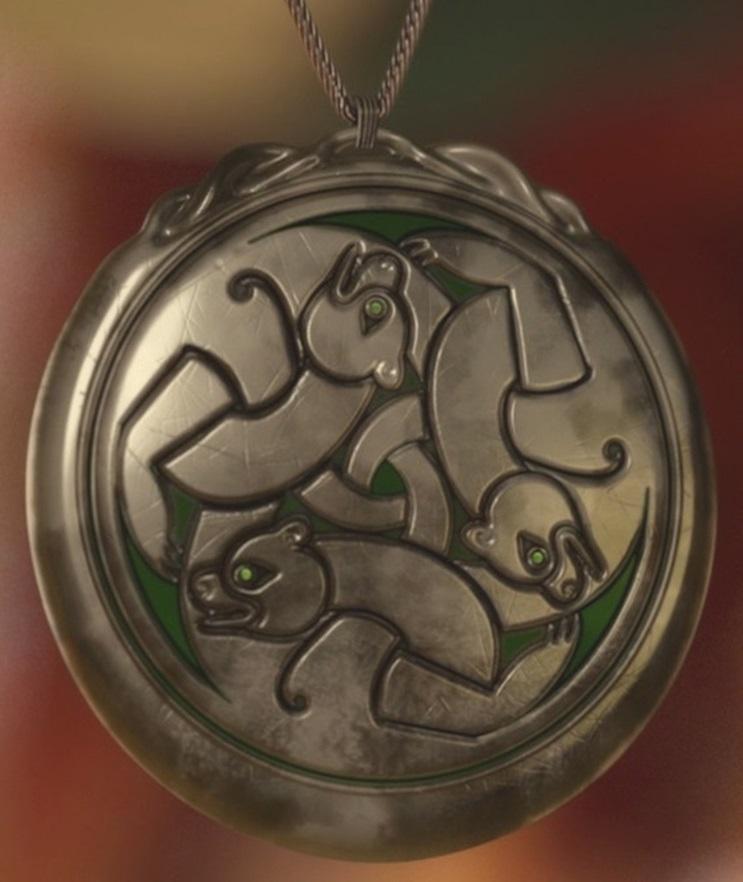 Medalhão da Mérida