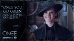 Once Upon a Time - 5x10 - Broken Heart - Zelena - Quote - Once You Go Green