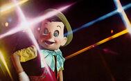 Pinocchio disney on parade