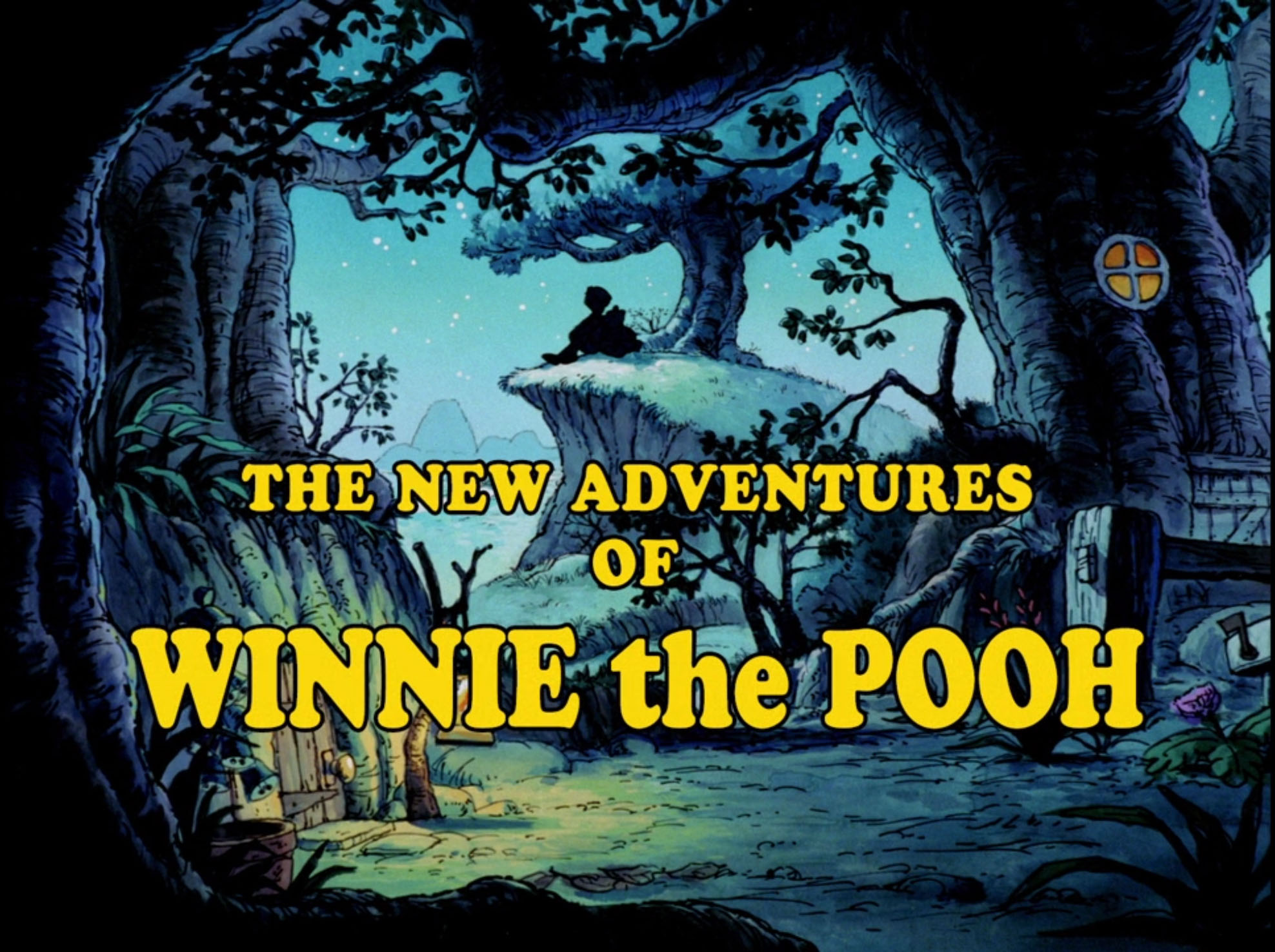 The New Adventures of Winnie the Pooh episode list