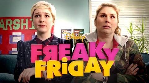 Sneak Peek!⌛️ Freaky Friday Disney Channel