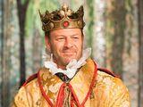 Nhà vua (Gương Kia Ngự Ở Trên Tường)