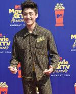 Asher Angel MTV Movie & TV Awards19