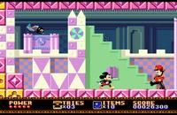 Castle of illusion niveau 2