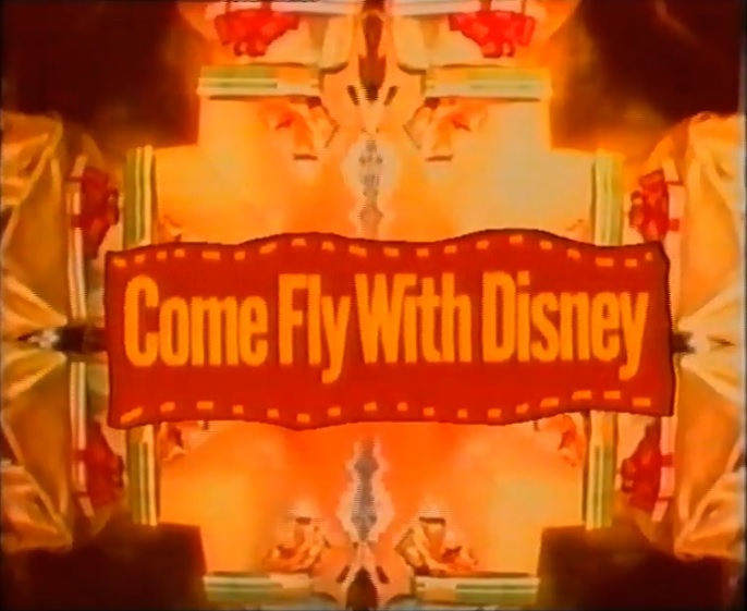 Come Fly With Disney