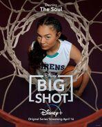Destiny Winters Big Shot Poster