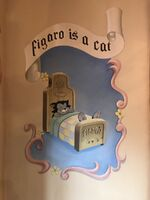 Figaro is a Cat