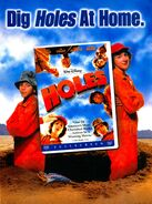 Holes dvd another print ad NickMag Sept 2003