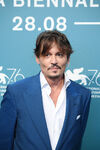 Johnny Depp 76th Venice Fest