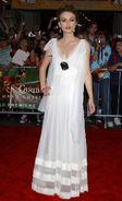 Keira Knightley PotC2 premiere