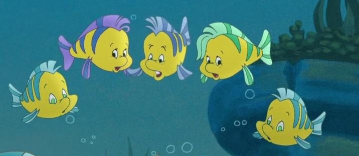 Flounder's Guppies
