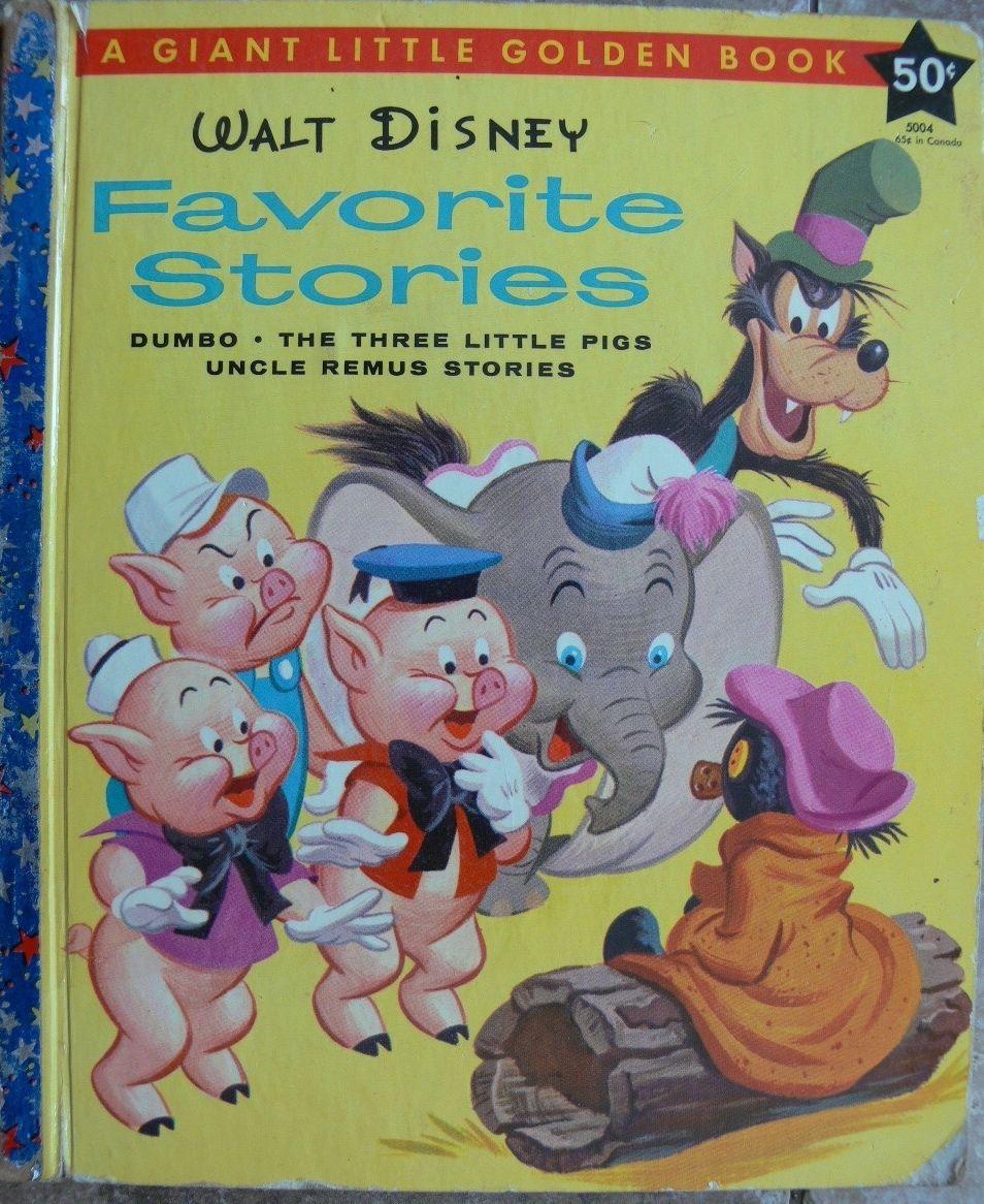 Walt Disney Favorite Stories