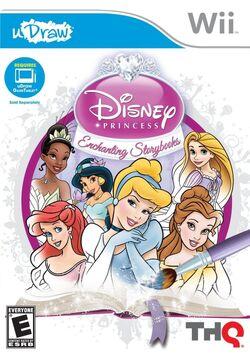 2011 Princess game Wii.jpg