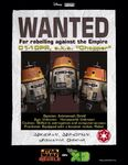 Chopper's wanted poster