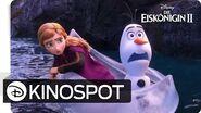 DIE EISKÖNIGIN 2 – Kinospot- Gesang - Disney HD