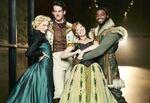Frozen musical cast