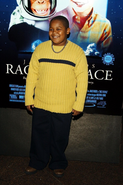 Kyle Massey 2002 race to space