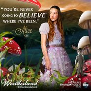 Once Upon a Time in Wonderland - Alice - Quote