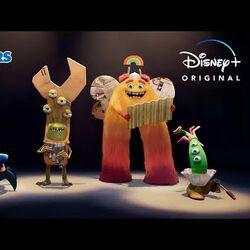 Sneak Peek - Monsters At Work - Disney+-2