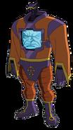 Supervillain Arnim Zola