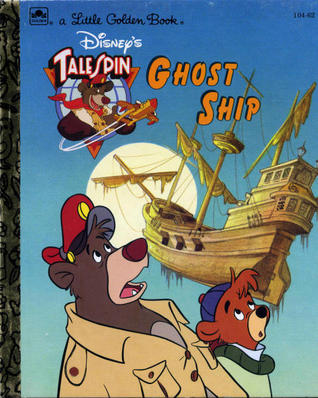 TaleSpin: Ghost Ship