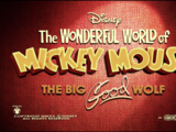 The Big Good Wolf (The Wonderful World of Mickey Mouse)