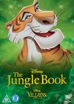 The Jungle Book DVD Villains