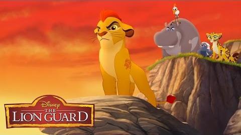 The Lion Guard Return of the Roar Trailer