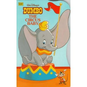 Walt Disney's Dumbo the Circus Baby