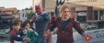WandaVision - Ep 9 - Superhero family