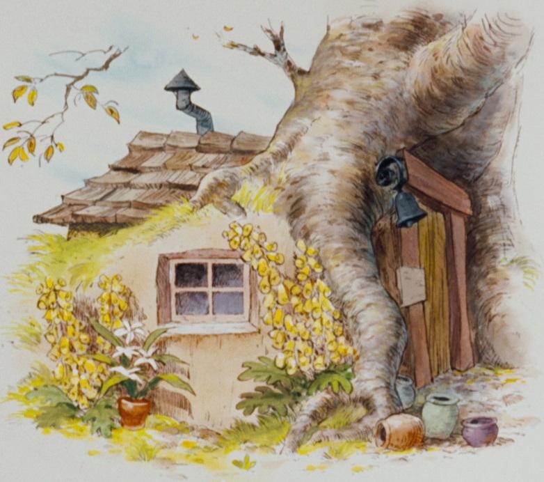 Casa do Pooh