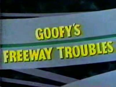 Goofy's Freeway Troubles