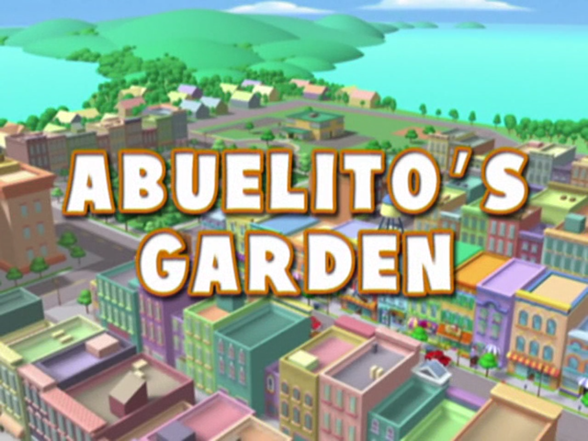 Abuelito's Garden