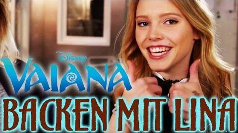Backen mit Lina Kokos-Makronen für Vaiana Disney HD