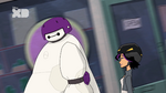 Baymax and Go Go 7