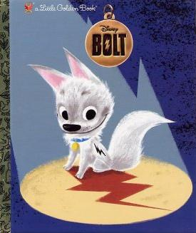 Bolt (Disney Little Golden Book)