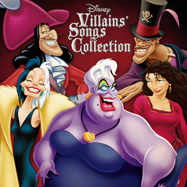 Disney Villains' Songs Collection