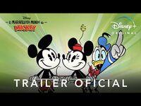 El Maravilloso Mundo de Mickey - Tráiler Oficial Subtitulado - Disney+