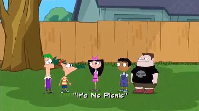 It's No Picnic