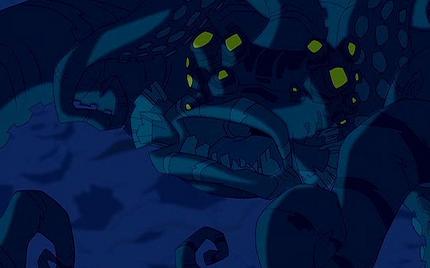 El Kraken (Atlantis: El Regreso de Milo)