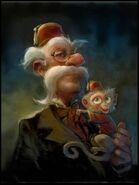 MM - Henry and Albert Portrait
