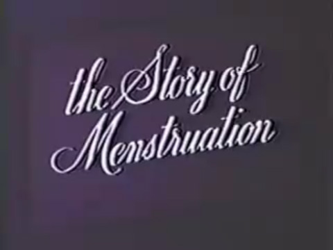 A História da Mestruação