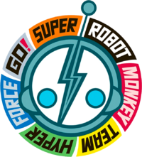 Super Robot Monkey Team Hyperforce Go logo.png