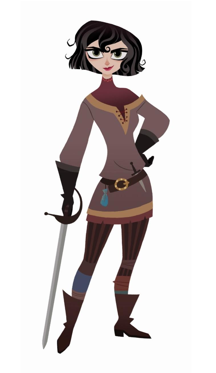 Cassandra (Enrolados)