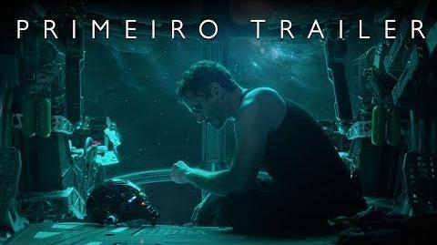 Trailer Vingadores ULTIMATO - 25 de abril nos cinemas