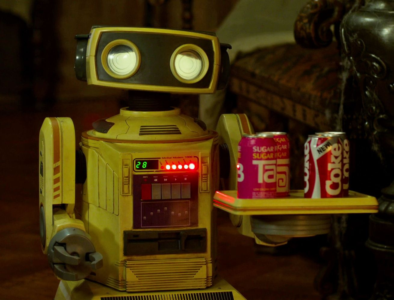 80's Robot